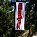 8.5ft Elbow Banner™ (Single Sided)