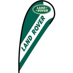 Land Rover Flex Blade Flag - 12'