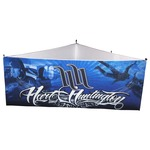 15' Triangular Hanging Display