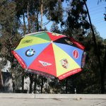 Round Umbrella (9ft)