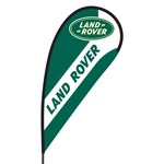 Land Rover Flex Blade Flag - 09' Single Sided