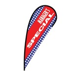 Managers Special Flex Blade Flag - 12'