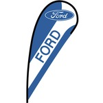Ford Flex Blade Flag - 12'